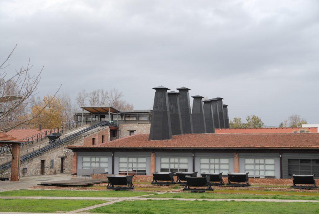 Μουσείο Πλινθοκεραμοποιίας Βόλου ΠΙΟΠ