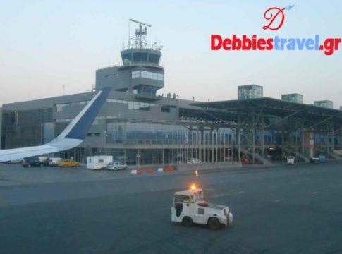 Αεροδρόμιο Μακεδονία ακυρώσεις πτήσεων