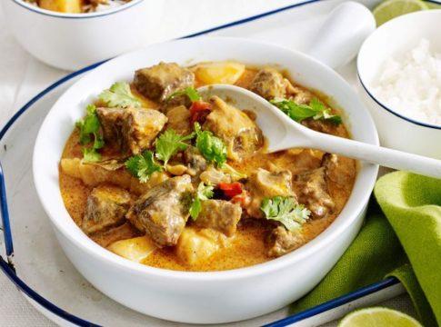 Μοσχαράκι thai recipe