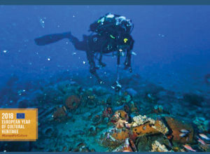 «DIVE IN HIS- TORY | UNDERWATER CULTURAL ROUTES IN GREECE AND ITALY»