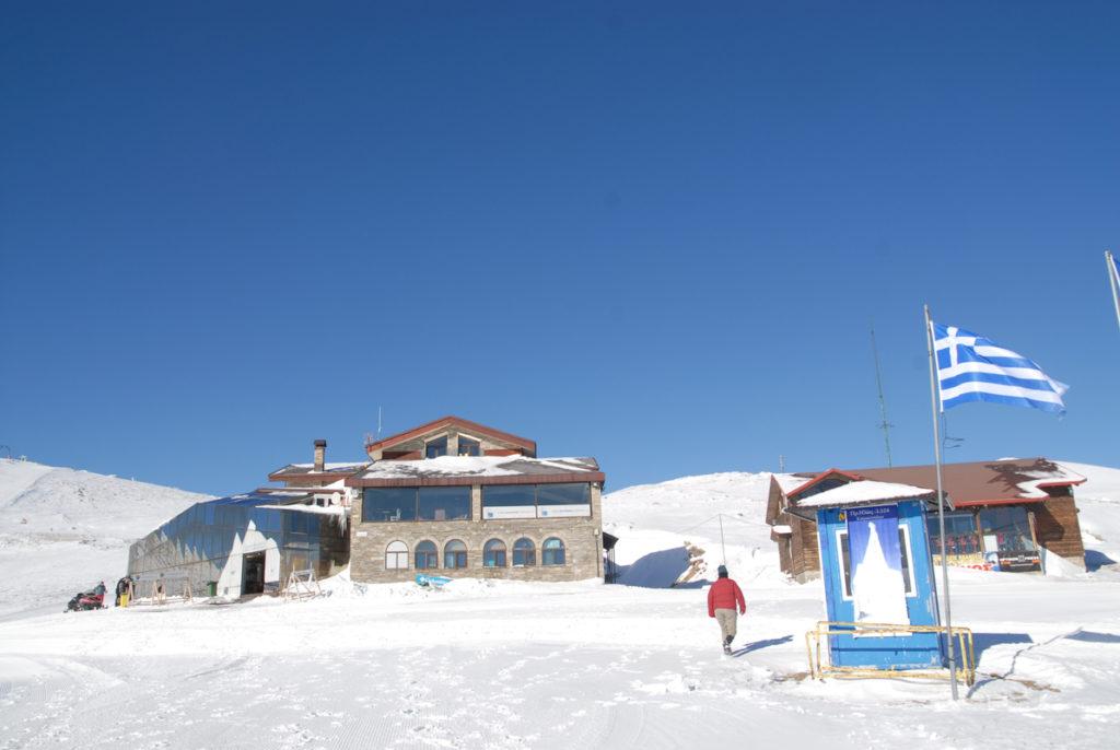 Χιονοδρομικό κέντρο Καϊμακτσαλάν