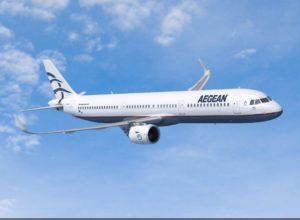 Aegean A321neo
